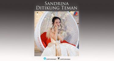 Setelah Goyang 2 Jari, Kini Sandrina Ditikung Teman