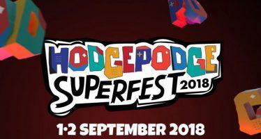 Suatu Yang Berbeda Hadir Di Hodgepodge Superfest 2018