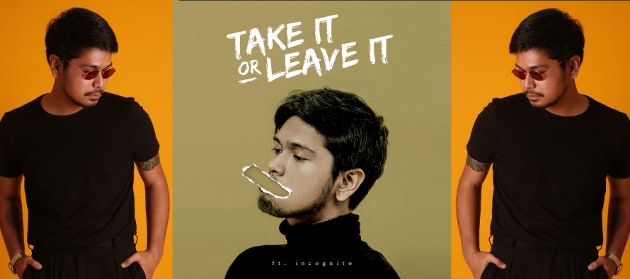 "Petra Sihombing Gandeng Incognito Dalam Single ""Take It Or Leave It"""