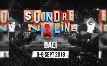 Selain Limp Bizkit, lnilah Line-Up Soundrenaline 2018