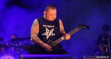 Baken Nainggolan Bukan Lagi Gitaris Hellcrust