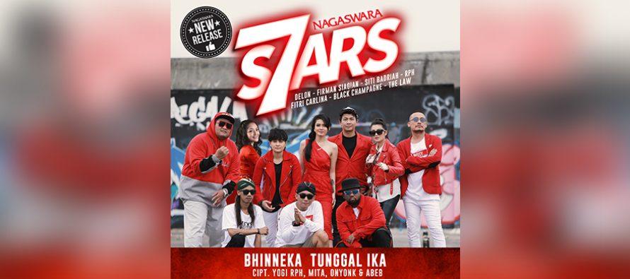 """Nagaswara Rilis Single """"Bhinneka Tunggal Ika"""" Bersama 7 Bintang"""