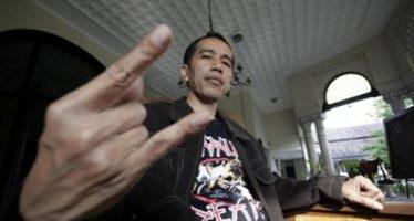 Rob Halford Cs dan Rajawali Indonesia Undang Jokowi Saksikan Konser judas Priest