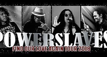 "Powerslaves Gelar Tour 10 Kota Bertajuk ""Find Love Again"""