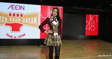 Stefi JKT48 Akan Kenalkan Budaya Indonesia Di Jepang