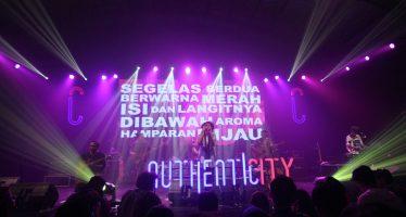 """Penampilan """"Warming Up"""" Fourtwnty Jelang Syncronize Fest"""