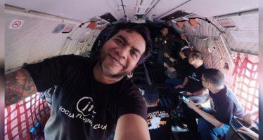Erix Soekamti Mengalami Kecelakaan Pesawat, Begini Keadaannya