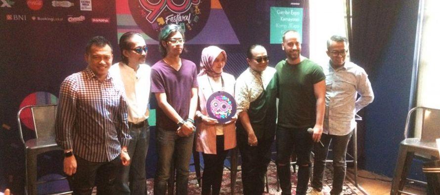 90's Festival Jadi Ajang Temu Kangen Anak 90'an