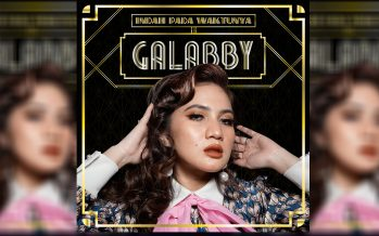 "Perjuangan Cinta Galabby Thahira Di Single ""Indah Pada Waktunya"""