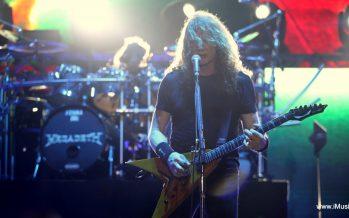 Megadeth Sukses Getarkan JogjaROCKarta 2018