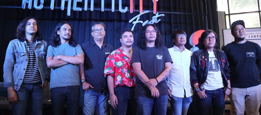 Aunthenticity Fest 2018 Phase-2 Akan Sambangi 4 Kota Pada 28 Oktober nanti
