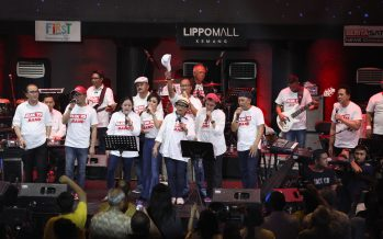 Konser Amal Palu-Donggala Berhasil Kumpulkan Donasi Sebesar 18,1 Milyar