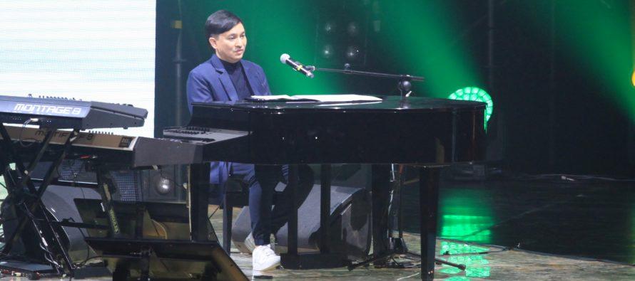 Yovie Widianto Sukses Beri Inspirasi Cinta Di Konser Yovie