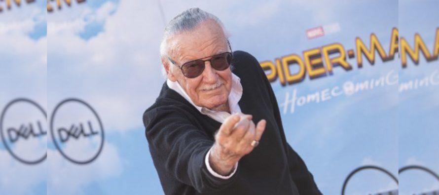 Superhero Marvel Berduka Ditinggal Stan Lee
