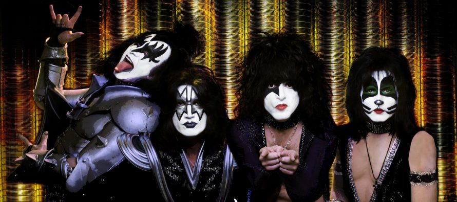 Band Kiss Gelar Tour Terakhir Sebelum Pensiun
