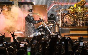 Judas Priest Sukses Bakar Panggung Jogjarockarta Dengan Penampilannya