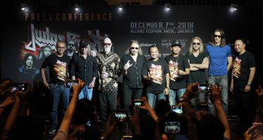Metalheads, Bersiaplah Digebrak Judas Priest