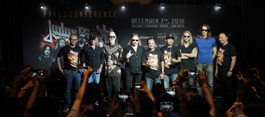 Metalheads, Bersiaplah Digebrak Judas Priest