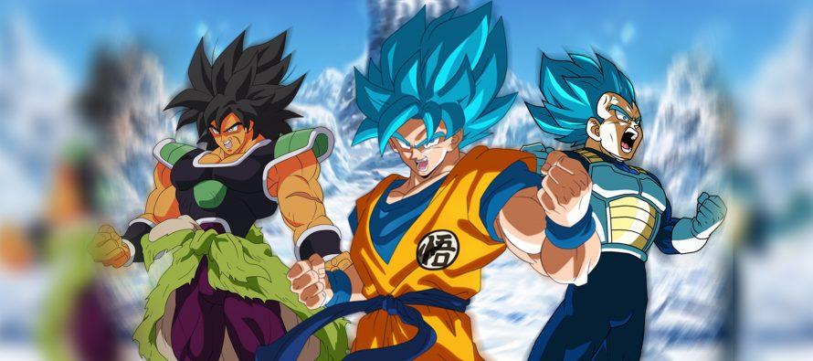 """""""Dragon Ball Super : Broly"""" Siap Ajak Kita Lihat Perarungan Sengit Goku Dan Broly"""