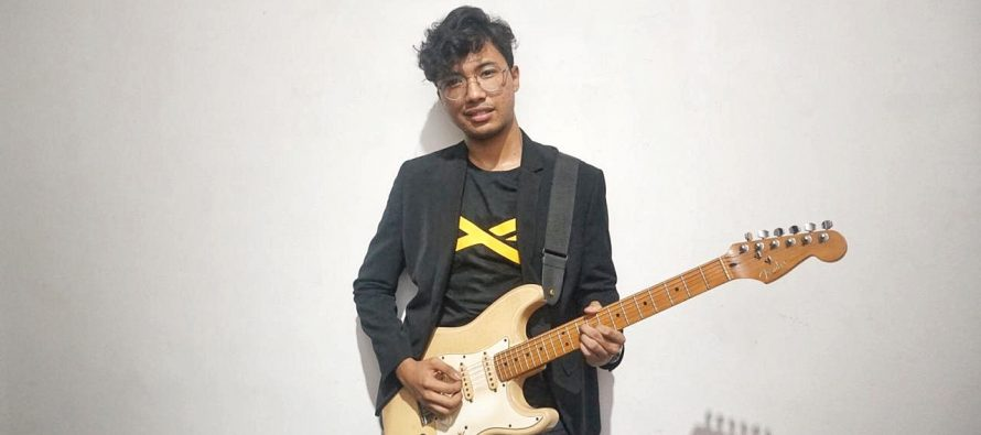 "Balutan Pop Jazz kekinian Di Single ""Ku Tak Ingin"" Dari Galuh Adiwinata"