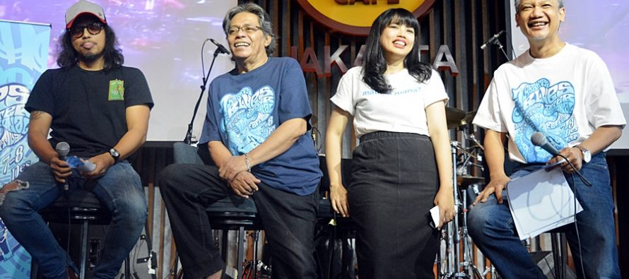 Jakarta Blues International Festival 2019 Di Gelar Desember