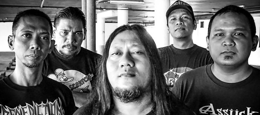 "'Mental Budak Jiwa Penjilat' Album Debut Group Grindcore ""Denied"""