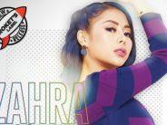 Single Dancedhut berunsur Korea Ala Zahra Gomez