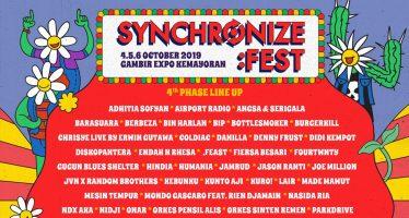 Tambahan Line Up Unik Di Synchronize Festival 2019
