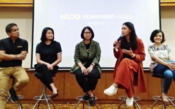 HOOQ Filmmakers GuildMusim 3 Memulai Kompetisinya