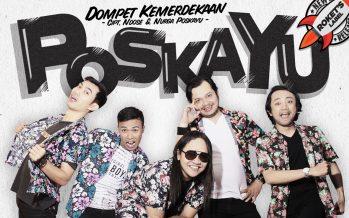 """Nuansa Ska Pop Melayu Di Lagu """"Dompet Kemerdekaan"""" nya 'Pos Kayu'"""
