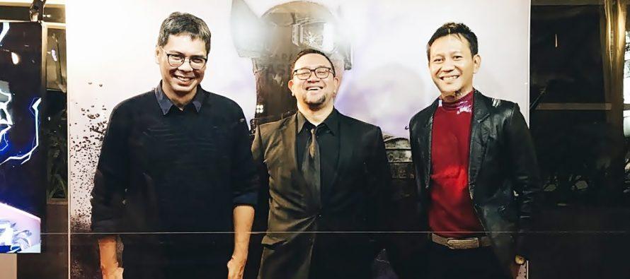 """Behind The Music and Sound of Gundala"", Sebuah Lokakarya Di Balik Proses Kreatif Film 'Gundala'"