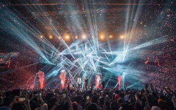 Yovie Dan Noah Sukses Menggelar 1 Dekade Berlian Entertainment
