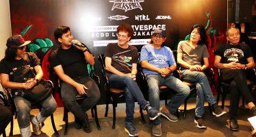 Godbless, Jamrud, NTRL dan Edane Akan Meriahkan Jakarta Rock Space