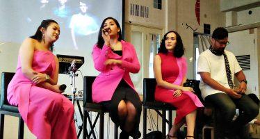 Trio Vocalist-Violinist Bertajuk 'Kamila' Luncurkan Album debut