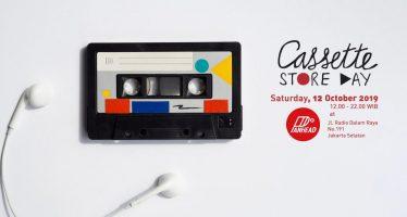 "Mengingat Kembali Kejayaan Kaset Melalui 'Cassette Store Day"""