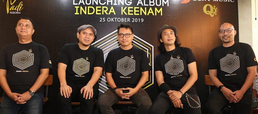 """12 Tahun Vakum, Padi Reborn Akhirnya Rilis Album """"Indra Keenam"""""""