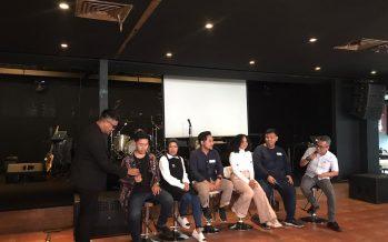 Berawal Dari Perusahaan Sound, Kini Doni Dss Menaungi Banyak Musisi Termasuk Krakatau Band