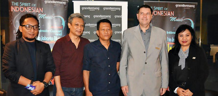 Deteksi Production Kerjasama Dengan GrandKemang Hotel Dan Boart Indonesia Hadirkan Event Musik