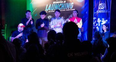 Launching Label Anyar MSMUSIK, Arya Dei (Element Reunion) Tangani Beberapa Artis Baru.