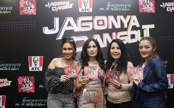 Jagonya Musik & Sport lndonesia (JMSI) Rilis CD Kompilasi Jagonya Dangdut