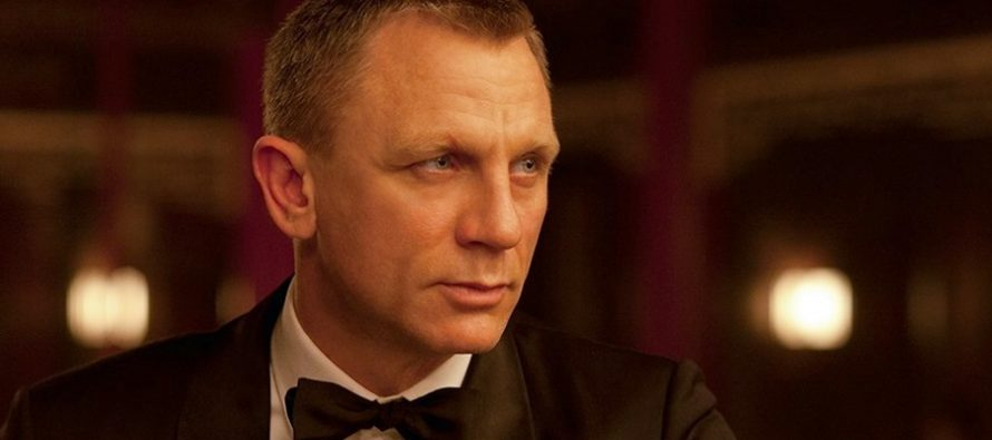 "Trailer Pertama Film James Bond ""NO TIME TO DIE""."