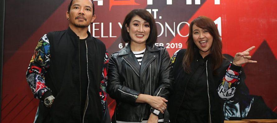 KOTAK Tanpa Tantri, Cella & Chua tetap beraksi, Rilis single lama berjudul 'Inspirasi Sahabat'.