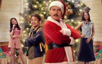 Jelang Natal, Film 'KNK: Santa Claus dari Jakarta?' Umumkan Official Teaser Poster.