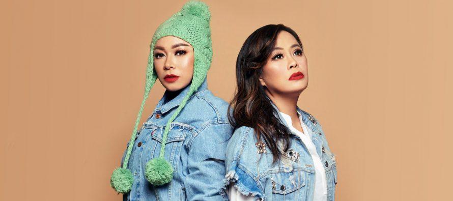 "Recycle Lagu Lawas, ""KUSADARI"",  Melly Goeslaw & Rita Effendy Beri Nuansa Yang Menyentuh."
