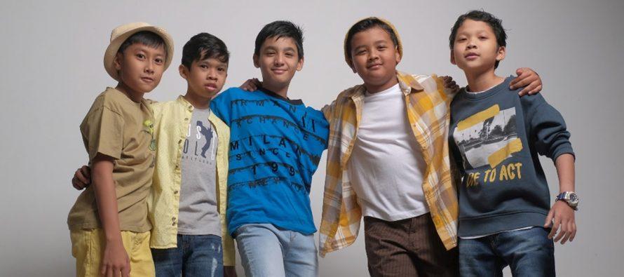 """STARFIRE"" Band Pop Rock Cilik Arahan Andika 'The Titans' Rilis Single Perdana."