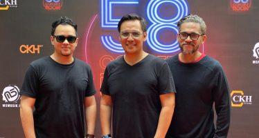COBOY Band, Membuka Tayangan Live Akustik, 58 Concert Room.