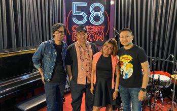 """58 Concert Room, Bernostalgia Pada Era Jaman 90an, Masih Ingat Band """"Bunglon""""?"""