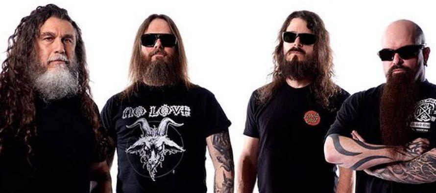 Slayer Resmi Mengakhiri Panggung Musik