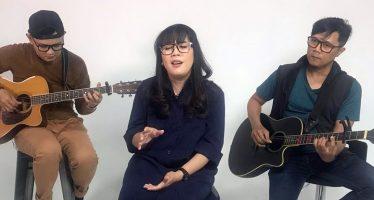 """Jeritan Dari Hati Yang Di Khianati, Ungkapan Single Terbaru Cassandra Band """"Terbelah Tujuh""""."""