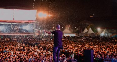 Diguyur Hujan, Penutupan BigBang Jakarta Berhasil Ditutup Sheila On7